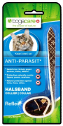 Bogacare Bogacare Anti-Parasit Nonwoven Collar Reflex Black