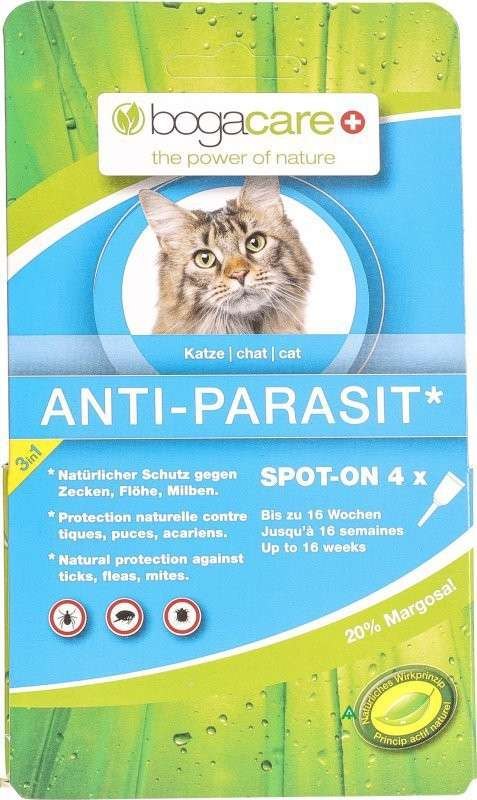 ANTI-PARASIT Spot-on 0.75 ml  from Bogar