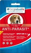 Bogadual Anti-Parasit Spot-On Perro pequeño 4x1.5 ml
