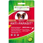 Anti-parasites bogacare Spot-On Mini pour chiens 4x0.75 ml