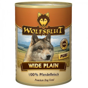 Wolfsblut Wide Plain Pure 100% Carne di Cavallo Art.-Nr.: 356