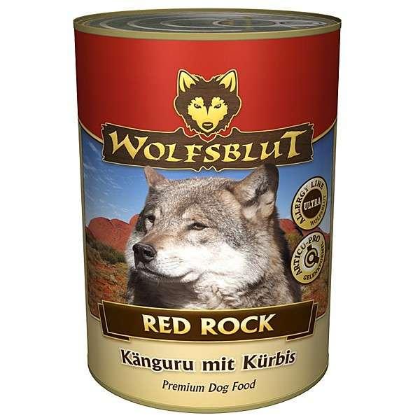 Wolfsblut Red Rock Kangoeroe en pompoen 395 g
