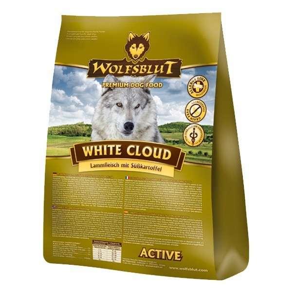 Wolfsblut White Cloud Active 500 g, 2 kg, 15 kg
