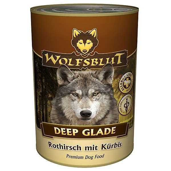 Wolfsblut Deep Glade Edelherten en Pompoen 395 g 4260262763259