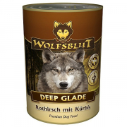 Wolfsblut Deep Glade, Red Deer with Pumpkin 395 g