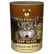 Wolfsblut Deep Glade, Red Deer with Pumpkin - EAN: 4260262763266
