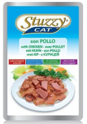Stuzzy Cat Pouch Chicken 100 g