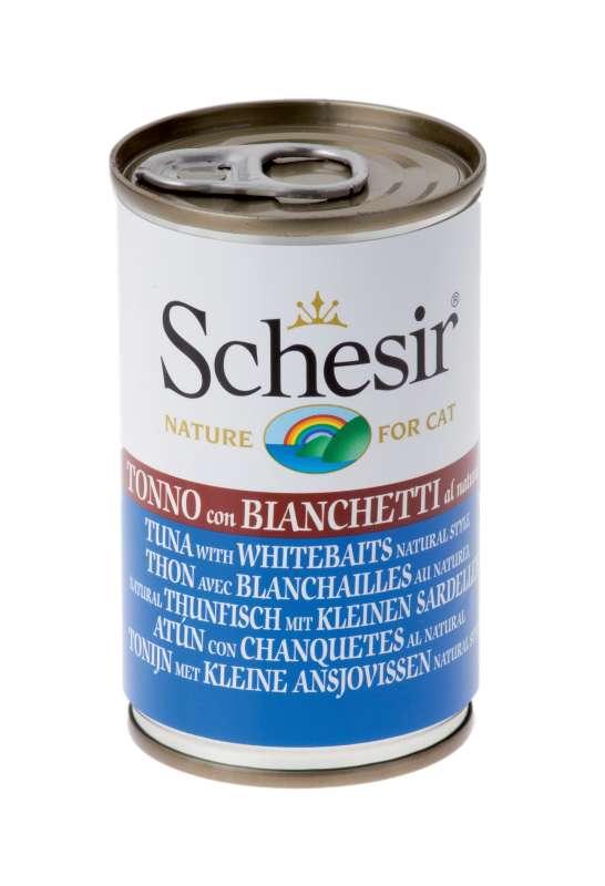 Schesir Tonnikala, anjovis & riisi 140 g
