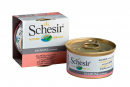 Schesir Cat Dose Natural Zalm 85 g