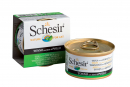 Tuna with Chicken fillets in Jelly 85 g fra Schesir