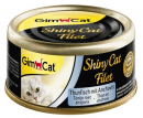 GimCat ShinyCat Filet Thunfisch + Anchovis 70 g