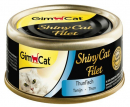 GimCat ShinyCat Filet com Atum 70 g
