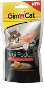 Nutri Pockets Salmon and Omega 3&6 60 g