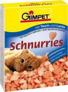 GimPet Salmon Schnurries 140 g