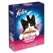 Junior Sensations with Chicken, Cereals and Milk 1 kg från Felix