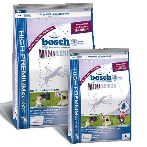 Bosch Mini Senior 2.5 kg