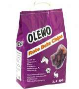 OLEWO Rote Bete-Chips 1 kg