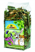 JR Farm Coneflower and Alfalfa clover 100 g
