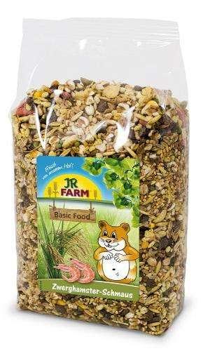 JR Farm Dwarf Hamsters Feast 600 g köp billiga på nätet