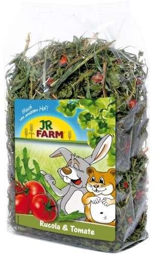 JR Farm Rocket  & Tomatoes 100 g køb rimeligt og favoribelt med rabat