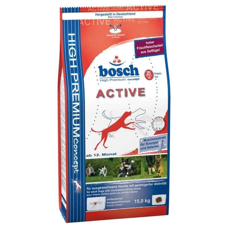 Bosch Active 3 kg, 1 kg
