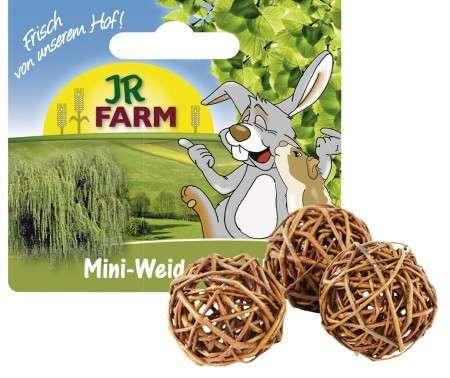JR Farm Mini Willow Play Balls 3x20 g