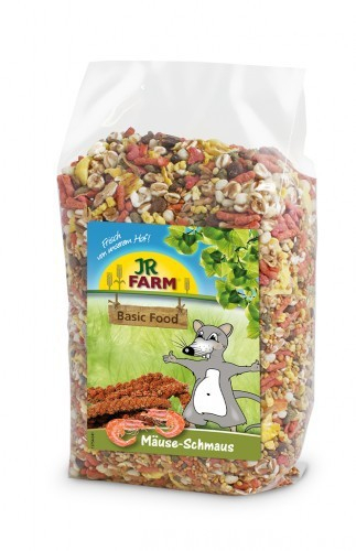 JR Farm Mice's Feast 600 g, 15 kg
