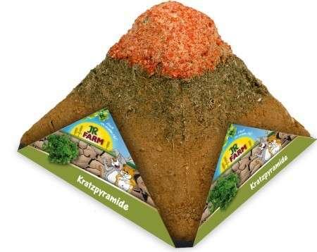 JR Farm Scratch Pyramid 400 g
