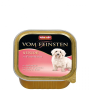 Vom Feinsten Senior Turkey hearts 150 g
