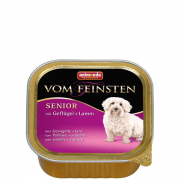 Vom Feinsten Senior Poultry & Lamb 150 g fra Animonda