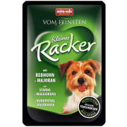 Vom Feinsten Kleiner Racker Partridge & Marjoram 85 g fra Animonda