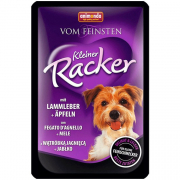 Vom Feinsten Kleiner Racker Lamb liver & Apple Animonda med toppkvalitet