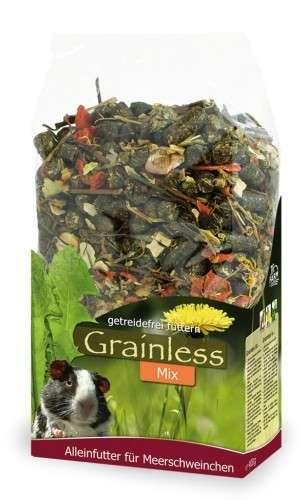 Grainless Mix Meerschweinchen von JR Farm 650 g online günstig kaufen