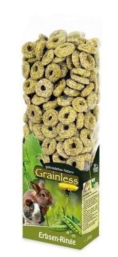 Grainless Erbsen - Ringe von JR Farm 150 g online günstig kaufen