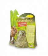 JR Farm Grainless Hay bell Hibiscus 125 g