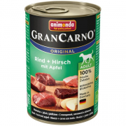 GranCarno Original Adult Beef & Deer with Apple 400 g