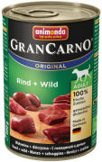 Animonda GranCarno Original Adult Beef & Wild 400 g