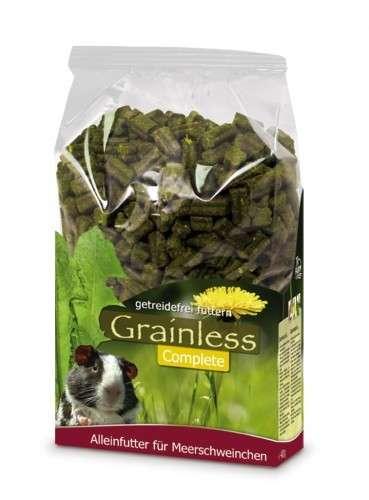 JR Farm Grainless Complete Meerschweinchen 1.35 kg 4024344101120 Erfahrungsberichte