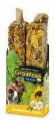Grainless Farmys Camomille et Tournesol 140 g de chez JR Farm
