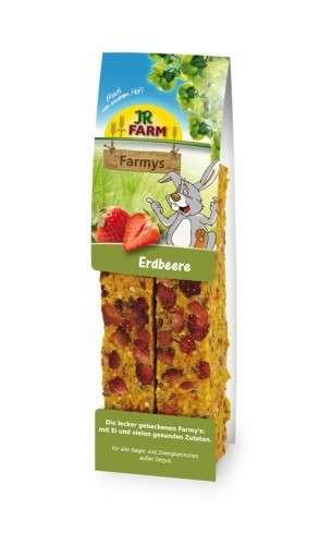 JR Farm Farmy's Strawberries 160 g