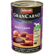 GranCarno Original Adult Beef & Lamb 400 g fra Animonda