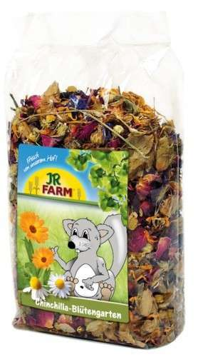JR Farm Chinchillas' Flowergarden 50 g köp billiga på nätet