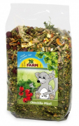 Chinchillas Muesli 500 g fra JR Farm