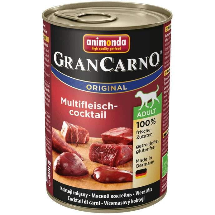 Animonda GranCarno Original Adult Multi-Meatcocktail 400 g