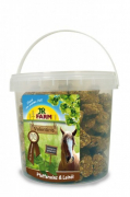 JR Farm Horse Valentinis Peppermint and Linseed Oil 1 kg