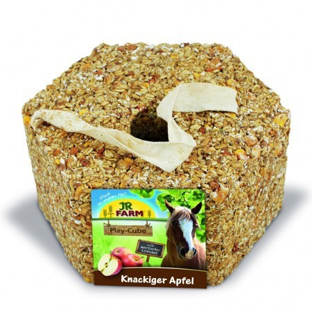 JR Farm Horse Play - Cube con Manzana 1.75 kg