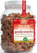 Goody Snacks - Turkey & Potato 600 g by Meradog