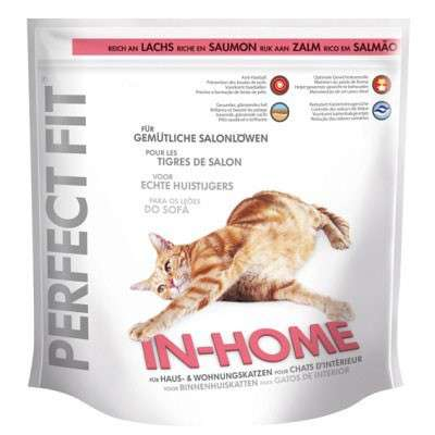 Perfect Fit Gato In-Home rico en Salmón 750 g, 1.4 kg