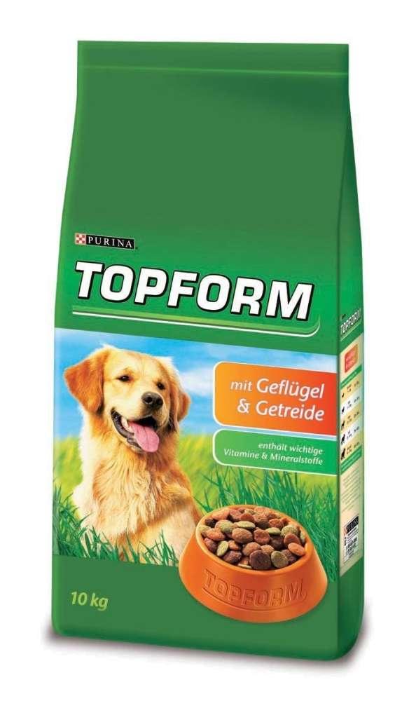 Matzinger Topform con Aves de Corral y Cereales 10 kg