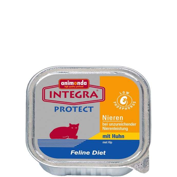 Animonda Integra Protect Renal with Chicken 100 g buy online